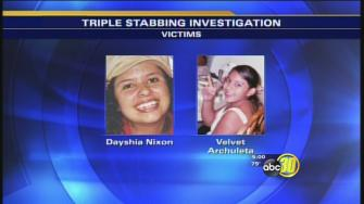 Triple Fresno stabbing appears to be random act of violence