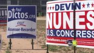 Campaign signs sprout around Valley