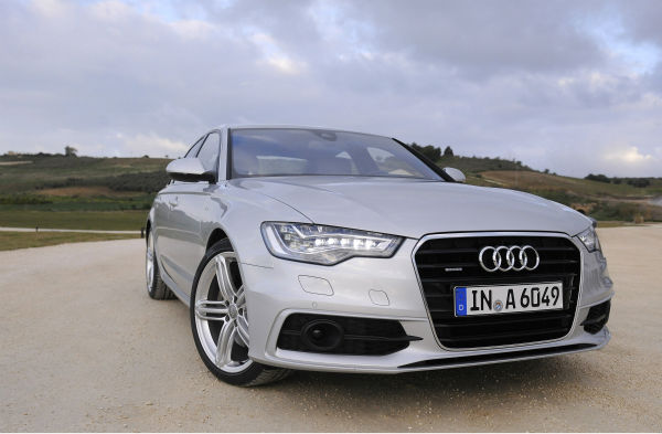 The Top Pick luxury car is the Audi A6 <span class=meta>(Photo&#47;Daniel Maurer)</span>