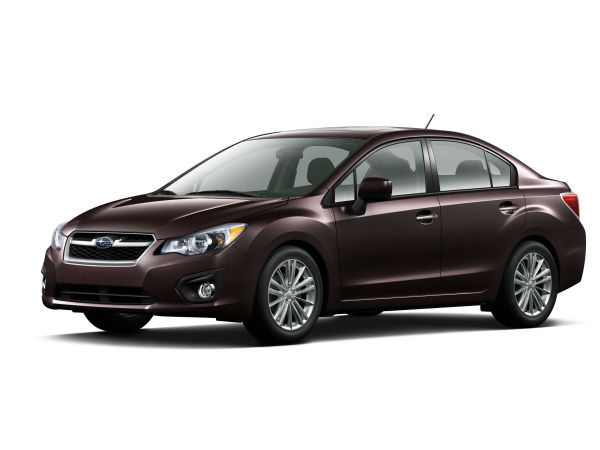 The Top Pick compact car is the Subaru Impreza. <span class=meta>(Photo&#47;Anonymous)</span>