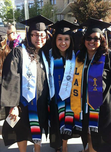 "<div class=""meta ""><span class=""caption-text "">UC Merced Graduation 5/19/2013 -- Lissette Padilla, from Avenal, CA, graduated with her Bachelor's of Art in Sociology and is planning to attend law school next fall. (KFSN Photo/ uReport)</span></div>"