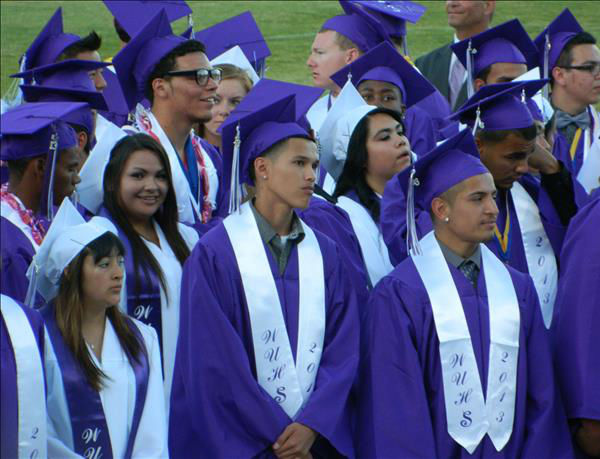 Graduation 2013 Eric Gonzales Washington Union <span class=meta>(KFSN Photo&#47; uReport)</span>