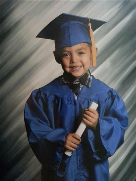 "<div class=""meta ""><span class=""caption-text "">Isaiah --Kinder Graduate -- Congratulations to our Big boy Isaiah Wilson Elementary SchoolC lass Of 2013 (KFSN Photo/ uReport)</span></div>"