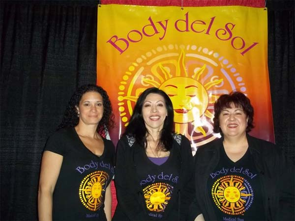 Body del Sol Medical Spa also came to the casting event.