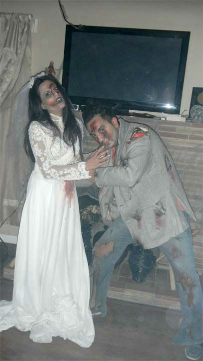 Gory wedding