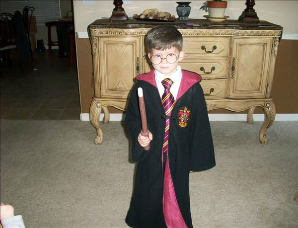 Young Harry Potter
