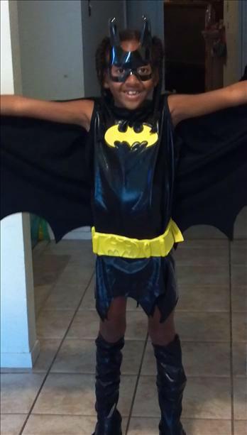 Azaria as Batgirl