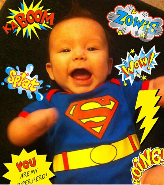 Blake superman