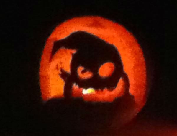 Jack O Lantern <span class=meta>(KFSN Photo&#47; uReport.abc30.com)</span>