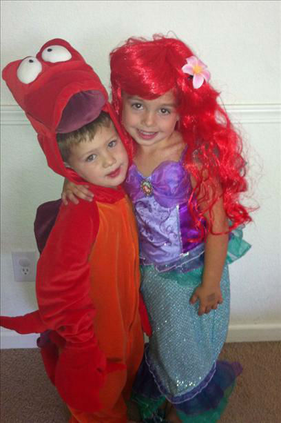 Ariel and Sebastian <span class=meta>(KFSN Photo&#47; uReport.abc30.com)</span>