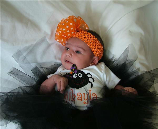 Mikayla&#39;s First Halloween <span class=meta>(KFSN Photo&#47; uReport.abc30.com)</span>