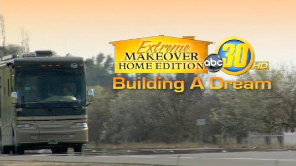 Extreme Makeover: Building A Dream