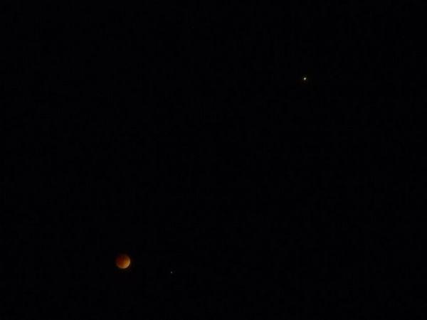 Blood moon as seen in Merced <span class=meta>(KFSN Photo&#47; Facebook &#47; Victor Gutierrez, Dream Star Photography)</span>