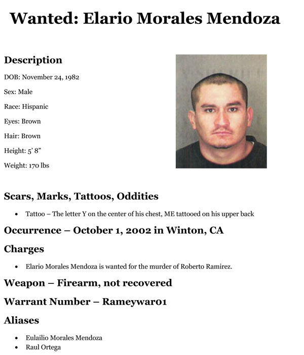 If you have any information regarding the whereabouts of this person, please contact the Merced County Sheriff&#39;s Department by email at  or call &#40;209&#41; 385-7444. <span class=meta>(KFSN Photo&#47; berggren)</span>