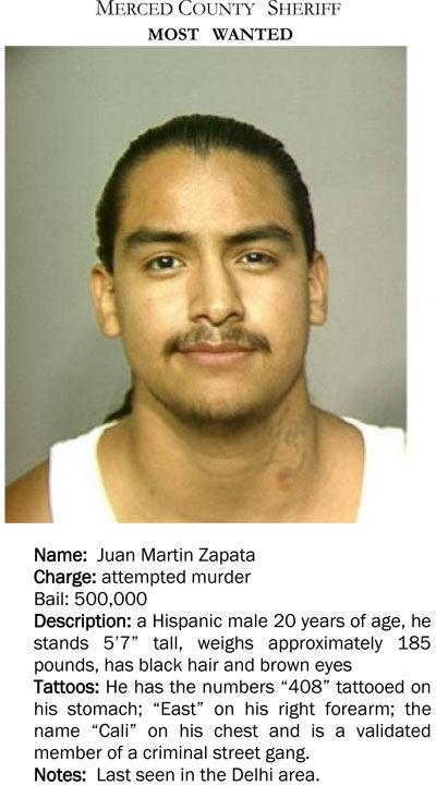 If you have any information regarding the whereabouts of this person, please contact the Merced County Sheriff&#39;s Department by email at  or call &#40;209&#41; 385-7444. <span class=meta>(KFSN Photo&#47; County of Merced)</span>
