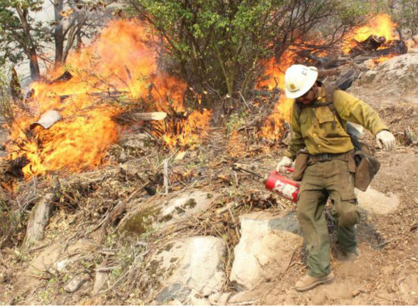 "<div class=""meta image-caption""><div class=""origin-logo origin-image ""><span></span></div><span class=""caption-text"">Drip Torch Ops - South Flank (KFSN Photo/ Mike McMillan - USFS)</span></div>"