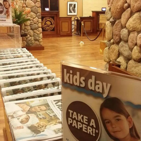 Kids Day 2014 <span class=meta>(KFSN Photo&#47; uReport)</span>