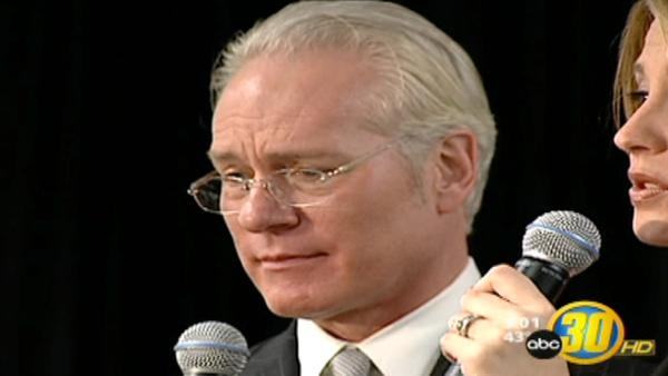 Fashion Guru Tim Gunn Visits Fresno