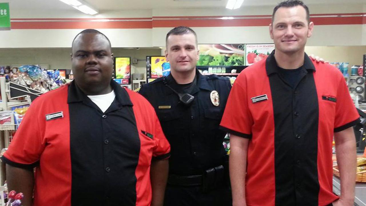 Madera 7-Eleven employees