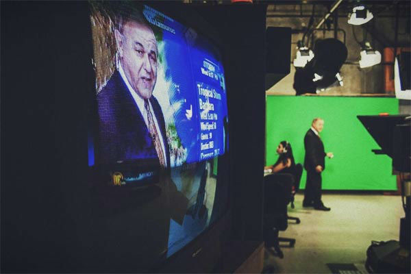 Today, after 43 years, we say farewell to Angelo Stalis <span class=meta>(KFSN Photo&#47; ABC30)</span>