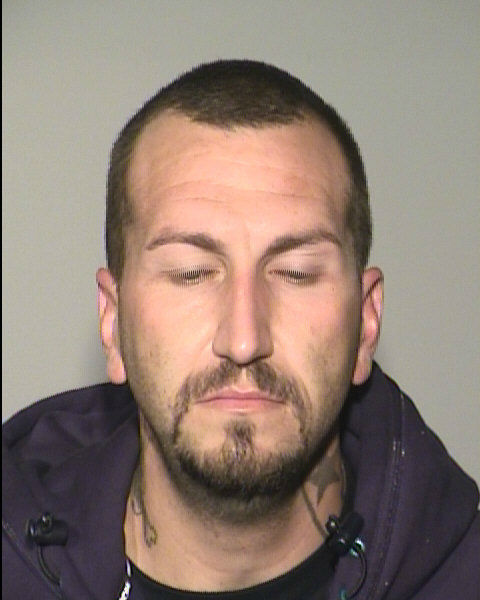 Officers arrested Jeremy Mitchell, 32, for possession of a controlled substance.  <span class=meta>(Photo&#47;Clovis Police Department)</span>