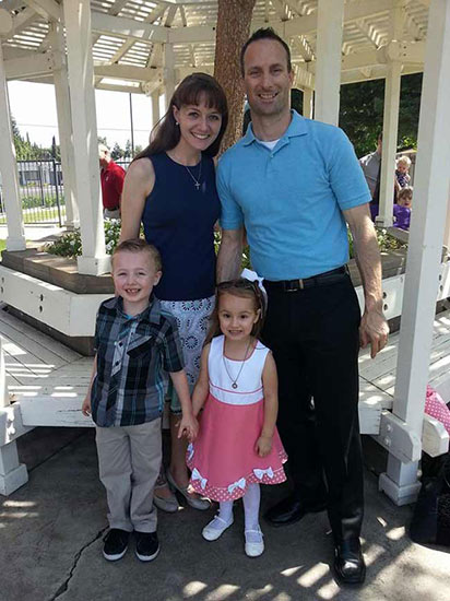 Families across the Central Valley celebrate Easter. <span class=meta>(Facebook &#47; Bobby PageSmith)</span>