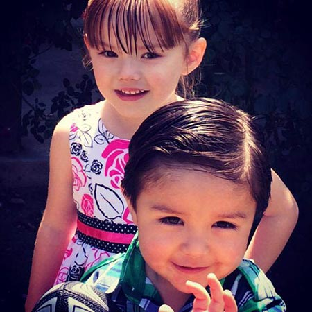 Families across the Central Valley celebrate Easter. <span class=meta>(Facebook &#47; Augustine Osuna)</span>
