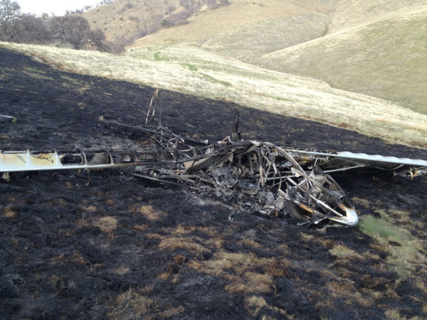 "<div class=""meta image-caption""><div class=""origin-logo origin-image ""><span></span></div><span class=""caption-text"">A plane has crashed in Mariposa County. The FAA says a homebuilt, experimental plane had smoke in the cockpit and made an emergency landing in a cow pasture.   (KFSN Photo/ ABC30)</span></div>"