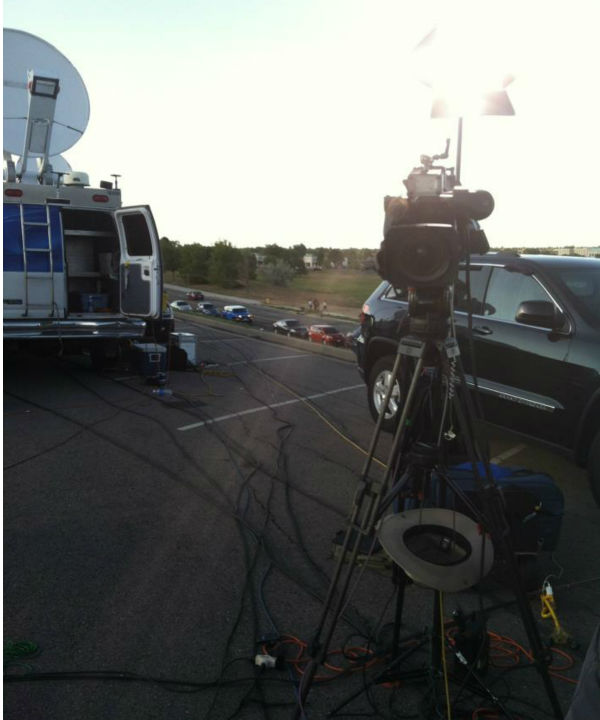 This is where we went live for Action News on Friday. Watch Video <span class=meta>(KFSN Photo&#47; Rick Montanez)</span>
