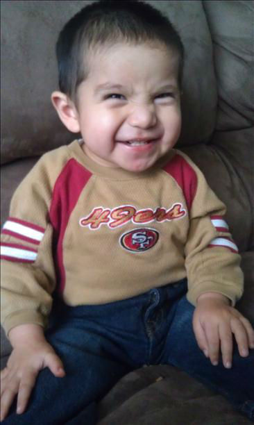 GO NINERS!! <span class=meta>(KFSN Photo&#47; uReport)</span>