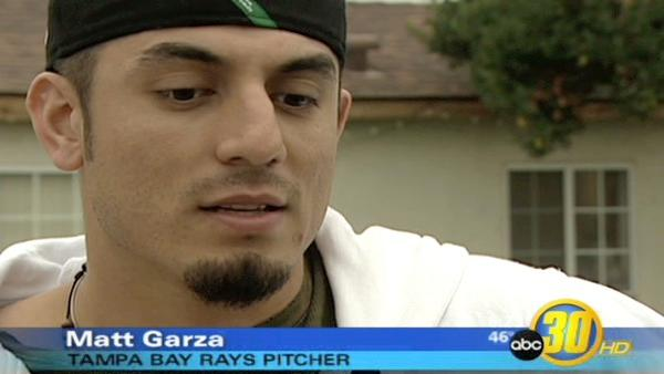 Up Close and Personal with Matt Garza
