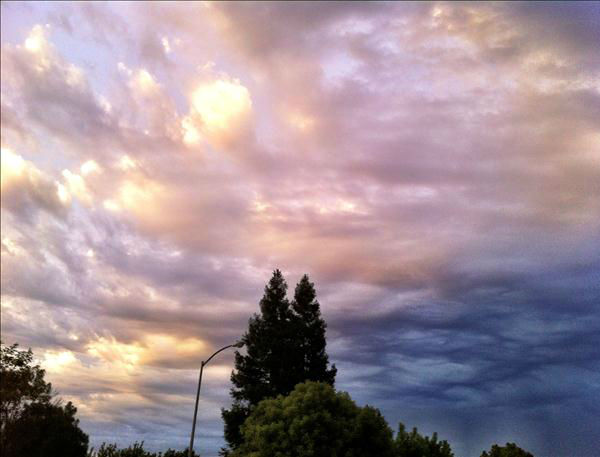 July 19, 2012 Clouds <span class=meta>(Photo by Kim Lawrence)</span>