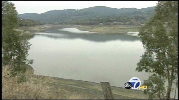 Wet weather good for local reservoirs
