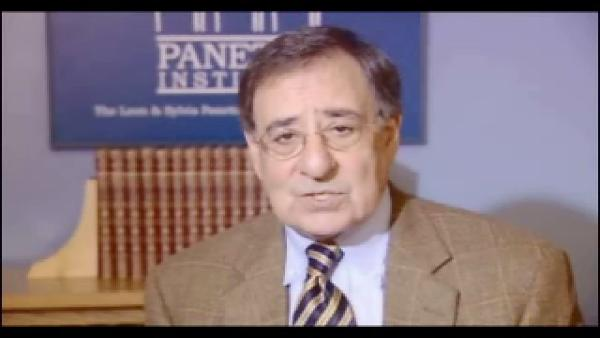 RAW: Interview with Leon Panetta