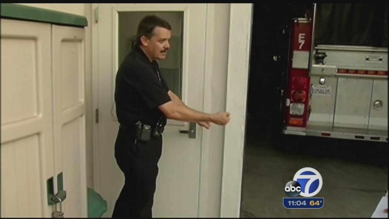 Contra Costa firehouse robbed while fighting fire