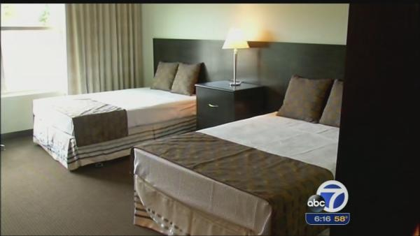 Hotel for veterans opens at Palo Alto VA