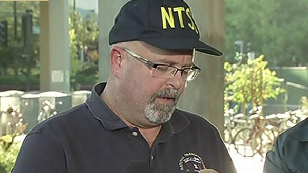 NTSB holds briefing on deadly BART accident