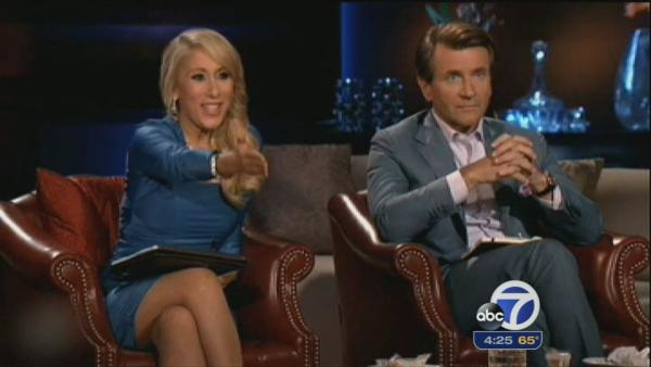 Behind the scenes at Shark Tank