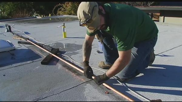 Cold snap causes pipes to burst at Marin Co. homes