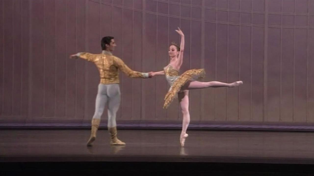 Leyla Gulen Ballet Abc7 39 s Leyla Gulen Has an