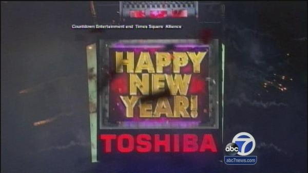 Celebrations help bring in 2014 around the world
