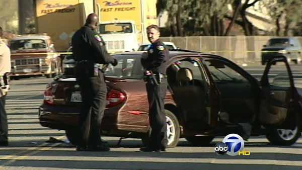 Shooting on I580 leaves one dead