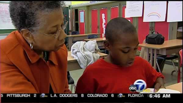 Retirees inspire inner-city kids to thrive