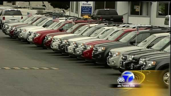 Clunkers program boosts local dealer sales