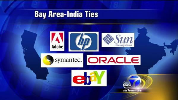 Study: Bay Area and India growing economic ties