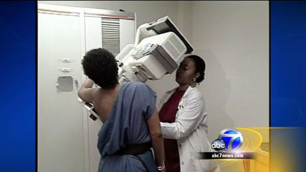 Mammogram guidelines spark health care debate