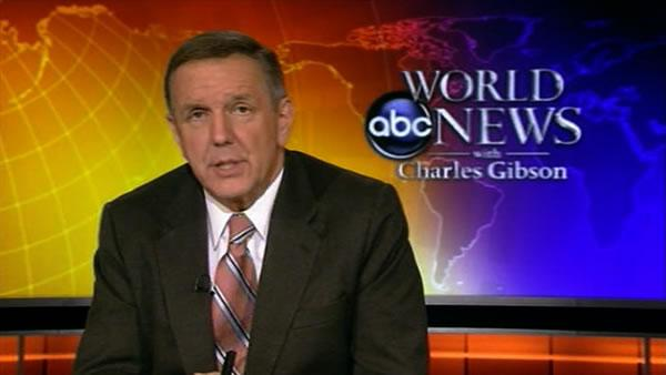 Charlie Gibson prepares for final World News