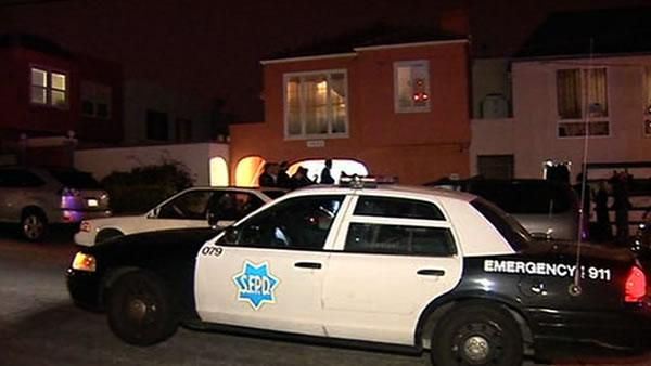 Man shot in SF home invasion robbery
