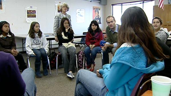 Program improves students' emotional strength