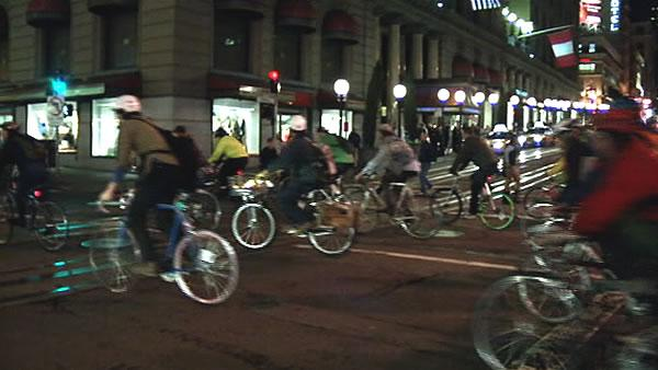 SF police chief to crack down on Critical Mass